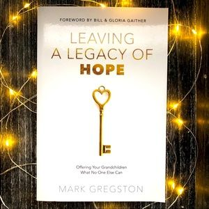 Leaving a Legacy of Hope by Greg Mortenson Book